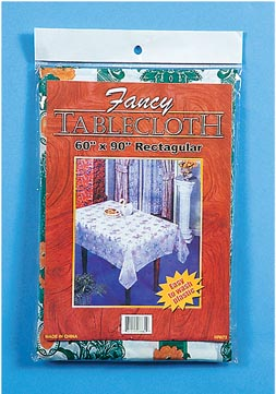 Fancy Table Cloth (18018)
