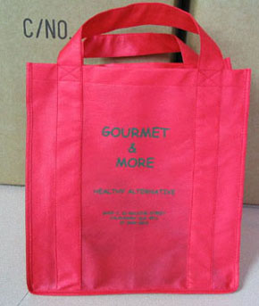 Non-Woven Reusable Bag (PPNWSB001)