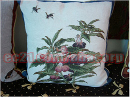 Tapestry Cushion And Pillow (JXC10)