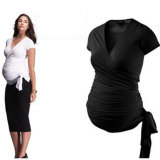 OEM Service Elegant Casual Wear Maternity Clothes