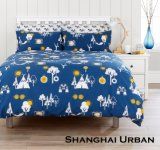 Nature Living Design Cotton Printed Duvet Cover Bed Linen