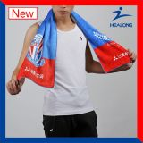 Top Sale Sports Garment Custom Sublimation Microfiber Beach Towel