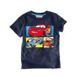 OEM Knitwearstripe Cotton Baby T-Shirt