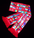 Promotional Team Sport Outdoor National Scarf