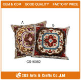 Soft Warming Fabric Pillow for Home Decoration