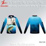 Sublimation Jersey Custom Fishing Shirts Sport Wear