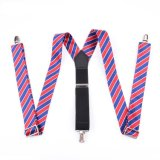 Fashionable Apparel Accessories Young Man Suspender (RS-17001)