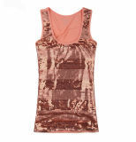 OEM New Design Women's Knitted Tank Top