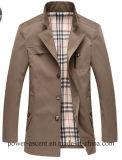 Top-Quality Men's Spring/Autumn Classic Wind-Proof Casual Jacket