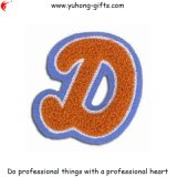 2014 New Design Letter Embroidery Patch for Garment (YH-EB021)