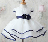 Girl's Princess Dress, Pure White