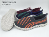 Latest Design Women Injection Running Shoes Casual Shoes (FXJY620-10)