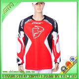 Long Sleeve Motorcycle Suit with Digital Sublimation Printing