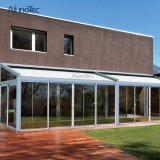 Remote Controlling Pergola and Aluminum Awnings with Motor