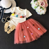 2017 New Style Summer Baby Clothes Set