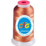 Rayon Embroidery Thread in Small Tube