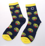 High Quality Smiling Face Socks
