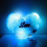 New Arrival Fashion LED Light Music Travel Pillow