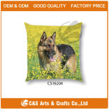 New-Style Cushion 100% Polyester Transfer Print Pillow