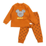 Wholesale Printed Fleece Kid Clothes