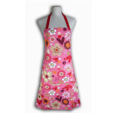 Good Quality Stripe Canvas Disposable Cotton Cooking Apron