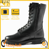 Factory Price Black Color Good Wear Military Tactical Combat Boot