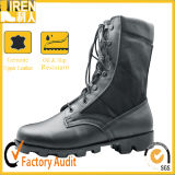 Good Quality Antique ISO Standad Military Canvas Jungle Boots