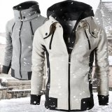 Hoodie Functional Fashionable Winter Mountain Jacket Mens