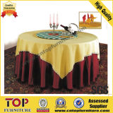 Wholesale Hotel Banquet Round Table Cover for Wedding