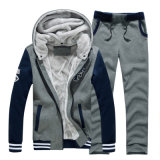 Custom Men's Full Zip Cheap Fleece Hoodie Jacket