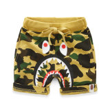 Summer Beach Baby Boy Shorts