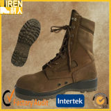 New Design Suede Cow Leather Cheap Mens Safety Shoe Military Desert Boot