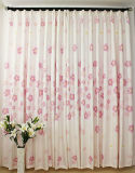 New Design OEM Cotton Shower Curtain