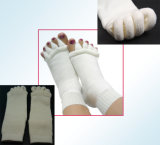 2017 Cheap Prices Fashion Soft Foot Alignment Socks (D1)