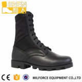 China Top Black Leather Fashionable Military Jungle Boots