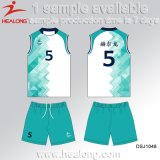 Healong Fashion Design Sportswear Dye Sublimation Volleyball Jersey