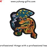 Chameleon Design Embroidery Patch for Uniform Garments (YH-EB134)