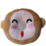 High Quality Cartoon Musical Travel Pillow