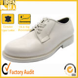 2017 High Quality Durable Genuine Leather Military Men Office Shoes