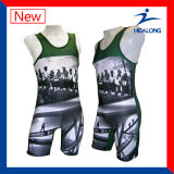 Sublimation Clothes Custom Singlets Sportswear Shirts