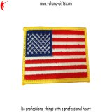 Flag Self-Adhesive Embroidery Custom Embroidered Patch for Uniform (YH-EB088)