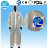 Disposable Safety Coveralls for Painting. Nonwoven SMS High Quality Coveralls