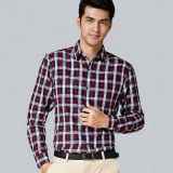 Men's Checked Latest Design Fashion Casual Dress Shirts