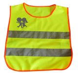 Custom Printed Kids Reflective Safety Vest