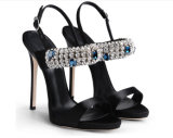Fashion Sex High Heel Women Sandals with Diamond (HC 023)