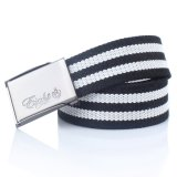 Fashion Girl and Boy Webbing Military Buckle Belt (RS13002)