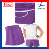 Healong Top Sale Sportswear Dry Fit Full Sublimation Tennis Jersey