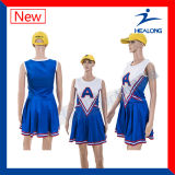 Sublimation Sport Wear Customized Cheerleading Girl Dress