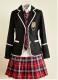 2017 Primary School Uniforms and Long Sleeve Primary School Japanese School Uniforms Students Read British Student Uniforms