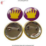 Customized Button Tin Badge for Promotion Gifts (YH-TB003)